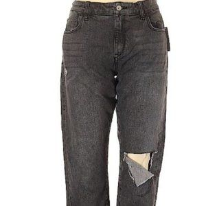 Destructed jeans